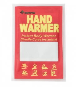 Promotional products: Hand warmer - imprinted