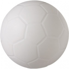 "Promotional products: 4 1/4"" Soccer Ball (white Only)"