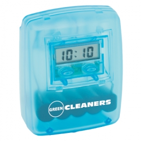Promotional products: Liquid Powered Clock