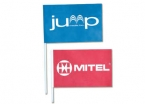 Promotional products: Custom imprinted tyvek flags