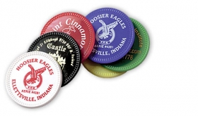 Promotional products: Plastic Tokens
