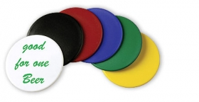 Promotional products: Plastic Trade Tokens