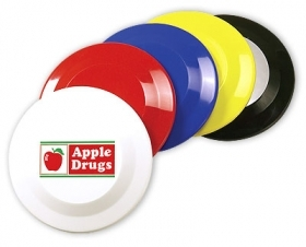 "Promotional products: 4"" Mini Flying Saucer (frisbee)  Full Color Digital"