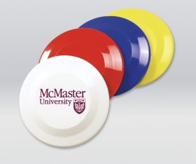 "Promotional products: 4"" Mini flying saucer"