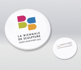 "Promotional products: 2"" Round Badge"