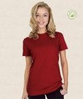 Promotional products: Ladies Organic Cotton T-Shirt