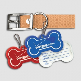Promotional products: Collar Reflectors