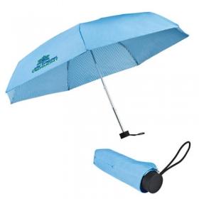 Promotional products: The Mini Stripe - Compact umbrella