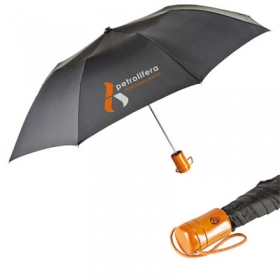 Promotional products: The Sprinkle - Auto open compact umbrella
