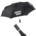 Promotional products: The Benchmark - Auto open compact umbrella