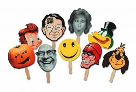 Promotional products: Masks-custom shaped