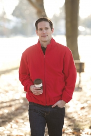 Promotional products: Coal Harbour Men's Polar Fleece Jacket