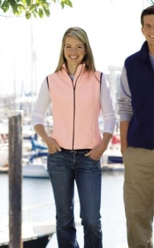 Promotional products: Coal harbour ladies' polar fleece vest