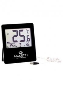 Promotional products: Trending Indoor/Outdoor Thermometer