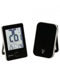 Promotional products: Meteor Indoor/Outdoor Thermometer