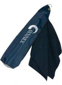 Promotional products: Golf Towel w/Bag