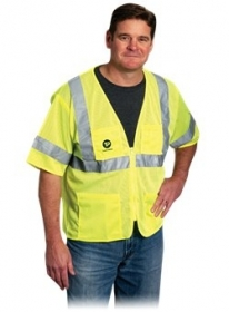 Promotional products: CLASS 3 MESH VEST