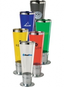 Promotional products: Fusion 17oz. Pilsner Glass