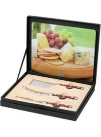 Promotional products: 4 Pc Cheese Set