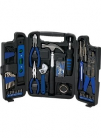 Promotional products: 129 Pc. Deluxe Household Tool Set