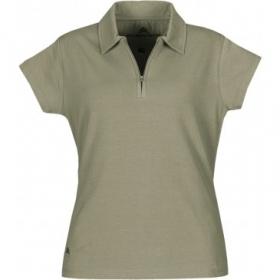 Promotional products: HOTLIST WOMEN'S OASIS STRETCH POLO