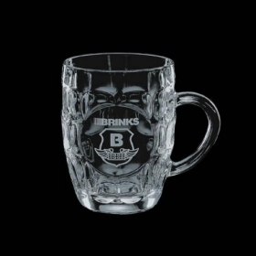 Promotional products: Britannia beer stein