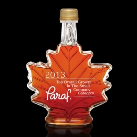 Promotional products: Maple Syrup - Maple Leaf 50ml