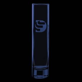 "Promotional products: Dover Vase - 7½"" Cobalt"