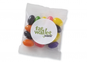 Promotional products: Goody bag filled with premium jelly beans