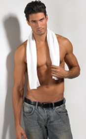 Promotional products: Exercise Towel
