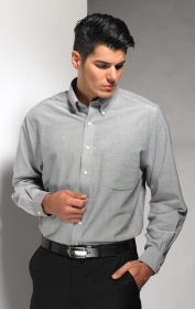 Promotional products: MEN'S OXFORD L/S SHIRT