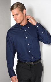 Promotional products: MEN L/S TWILL DRESS SHIRT