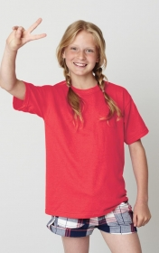 Promotional products: YOUTH T-SHIRT 50/50