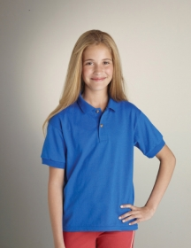 Promotional products: YOUTH S/S JERSEY POLO