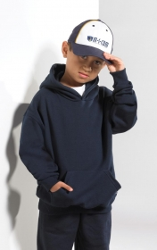 Promotional products: YOUTH HOODED SWEATSHIRT