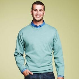 Promotional products: FREEPORT V-neck sweater