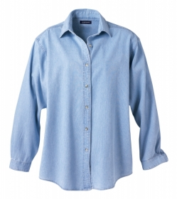 Promotional products: Light denim shirt