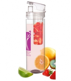 Promotional products:  Infuser Water Bottle