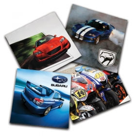 Promotional products: Dyesub Auto Chamois