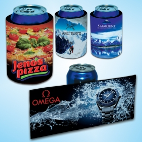 Promotional products: Slap Can Cooler